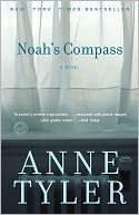 Noah's Compass by Anne Tyler: NOOK Book Cover