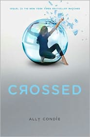 Crossed (Matched Trilogy Series #2) by Ally Condie: Book Cover