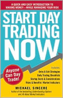 Start Day Trading Now by Michael Sincere: Book Cover