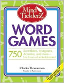 Mind Ticklerz Word Games by Charles Timmerman: Book Cover