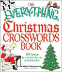 The Everything Christmas Crosswords Book by Charles Timmerman: Book Cover
