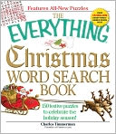 The Everything Christmas Word Search Book by Charles Timmerman: Book Cover