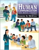 Human Communication by Joseph A. DeVito: Book Cover