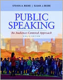 Public Speaking by Steven A. Beebe: Book Cover