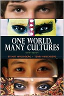 One World, Many Cultures by Stuart Hirschberg: Book Cover