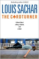 The Cardturner by Louis Sachar: Book Cover