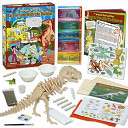 The Magic School Bus - Back in Time with the Dinosaurs by The Young Scientists Club: Product Image