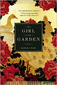The Girl in the Garden by Kamala Nair: Book Cover
