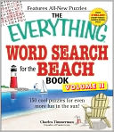 The Everything Word Search for the Beach Book, Volume II by Charles Timmerman: Book Cover