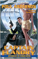 Captain Flandry by Poul Anderson: Book Cover