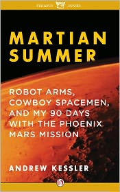 Martian Summer by Andrew Kessler: NOOK Book Cover