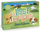 Lost Puppies Cooperative Board Game by Peaceable Kingdom: Product Image