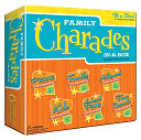 Family Charades Compendium Game by Outset Media: Product Image