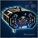 LEGO Star Wars ZipBin TIE Fighter Carry Case Playmat by Neat-Oh!: Product Image