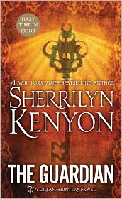 The Guardian by Sherrilyn Kenyon: Book Cover