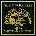 Alligator Records 40th Anniversary Collection: CD Cover