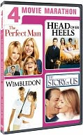 4 Movie Marathon: the Perfect Man/Head Over Heels/Wimbledon/the Story of Us