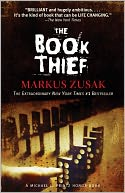 The Book Thief by Markus Zusak: NOOK Book Cover