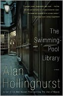 The Swimming-Pool Library by Alan Hollinghurst: Book Cover