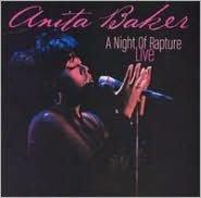 A Night Of Rapture: Live (Enh) - Baker, Anita - CD New Sealed
