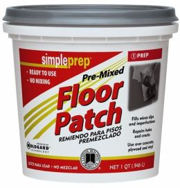 Custom Building Products 1 Quart Gray Pre Mixed Floor Patch FPQT - Pack of 6