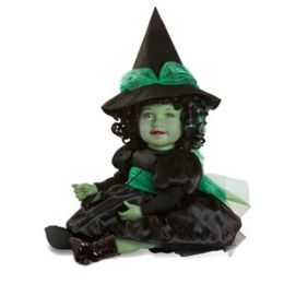 Wizard Of Oz The Wicked Witch 20 inch Adora Play Doll