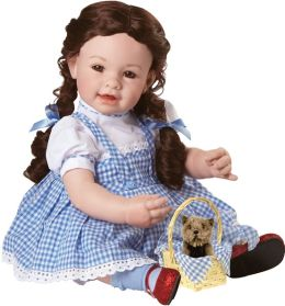 The Wizard Of Oz Dorothy 18 inch Play Doll