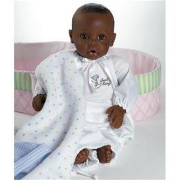 Nursery Time – Dark Skintone & Brown Eyes 16 inch Baby Doll