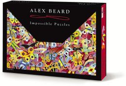 Alex Beard Butterflies Impossible Puzzle