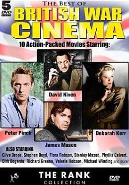 Rank Collection: the Best of British War Cinema