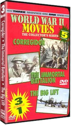 World War Ii Movies: the Collector's Series