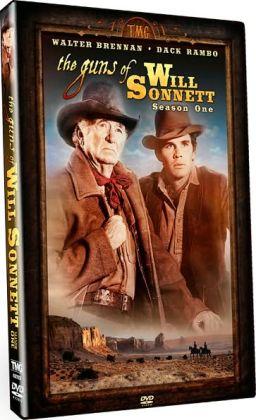 Guns of Will Sonnett: Season One, Episodes 1-9
