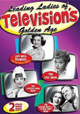 Leading Ladies of Tv's Golden Age (2pc) / (Tin)