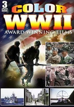 Color Wwii Award Winning Films (3pc) / (Slim)