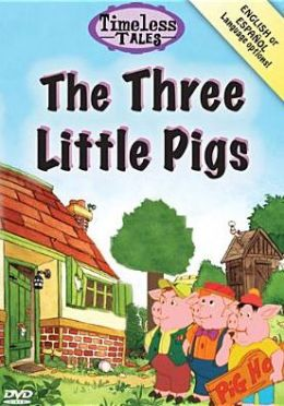 Timeless Tales: The Three Little Pigs