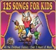 125 Songs for Kids