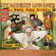CD Cover Image. Title: Rare Bird Alert, Artist: Steve Martin