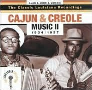 Cajun and Creole Music, Vol. 2: 1934/1937