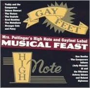 Musical Feast: Mrs. Pottinger's High Note and Gayfeet Label