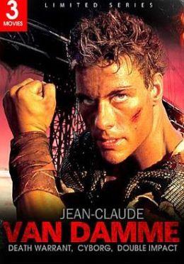 Jean-Claude Van Damme: Death Warrant/Cyborg/Double Impact