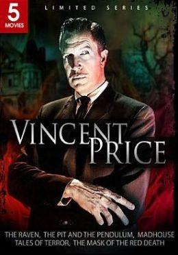 Vincent Price: 5 Movies