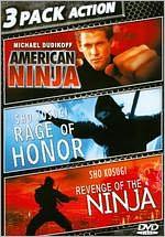 American Ninja/Rage of Honor/Revenge of the Ninja
