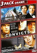 Elmer Gantry/Birdman of Alcatraz/Convicts