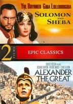 Alexander the Great/Solomon and Sheba
