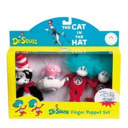 Cat in the Hat Finger Puppet Set
