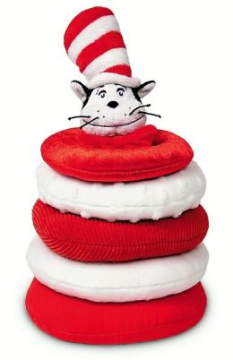 Dr. Seuss Cat in the Hat Stacker