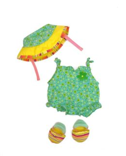 Baby Stella Doll Fun in the Sun Outfit