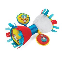 Dr. Seuss Thing 1 and Thing 2 Rattle