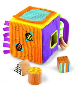 Sort a Shape Fun Cube