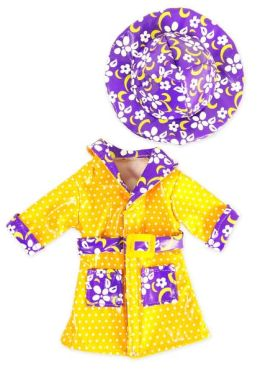 Groovy Gear Doll Outfits - Stylin in the Rain